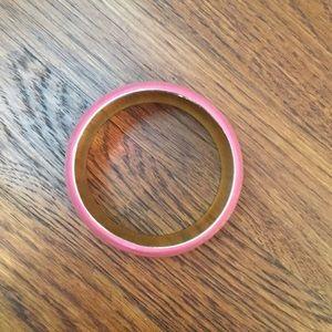 Pink bangle